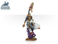 HIGH ELVES MAGE ON FOOT