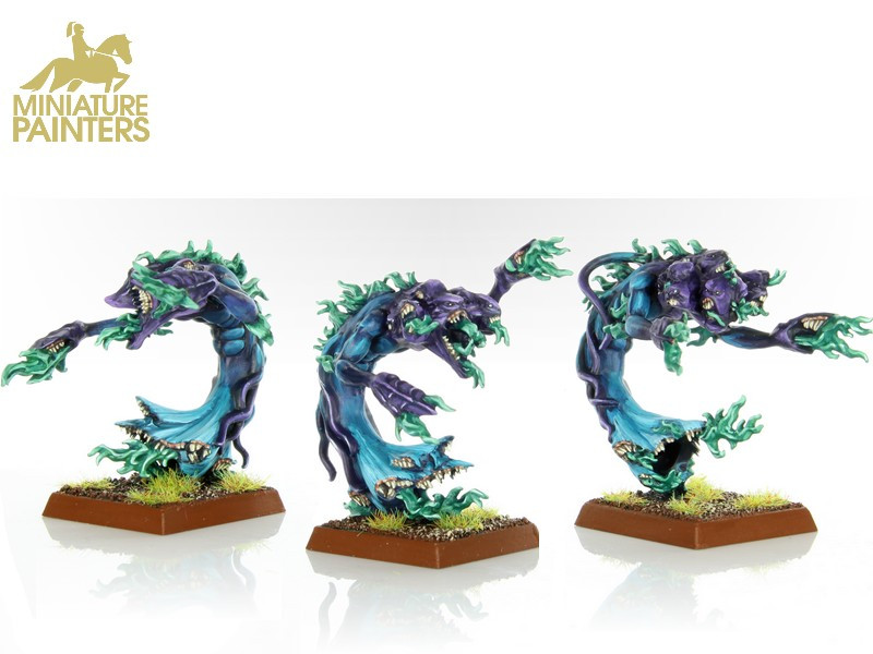 GOLD Flamers of Tzeentch