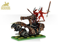 GOLD Skull Cannon of Khorne