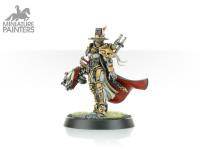 SILVER Triumvirate of the Imperium