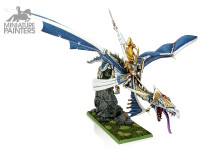 SILVER Prince on Dragon