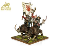 GOLD Mournfang Cavalry