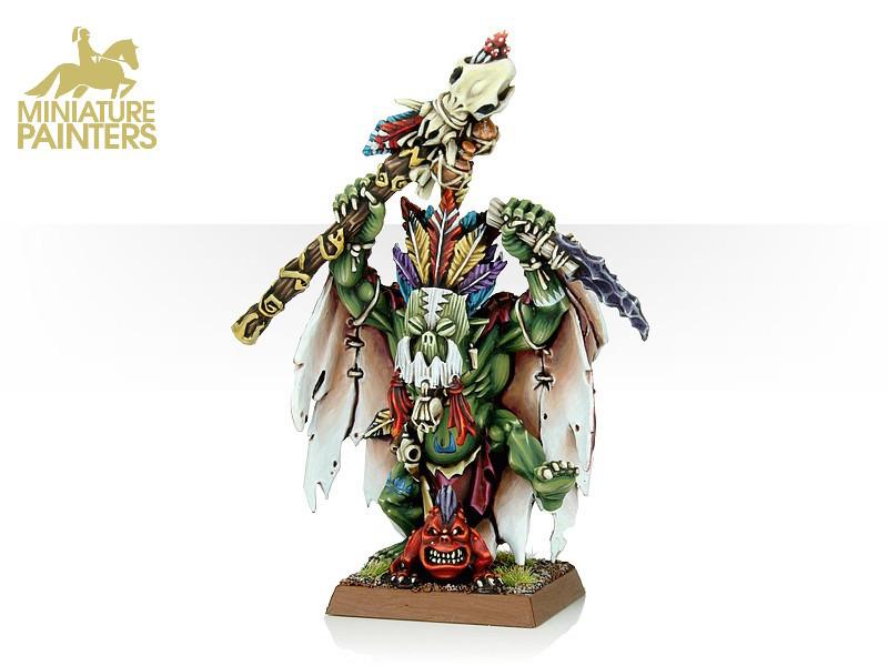 GOLD Wurrgog Prophet