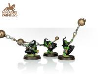 BRONZE Night Goblin Fanatics