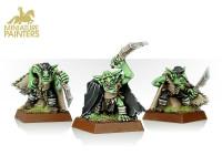GOLD Goblin Nasty Skulkers