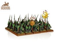 BRONZE Night Goblin Regiment
