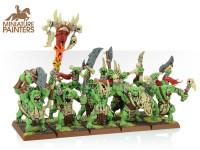 BRONZE Savage Orcs