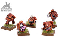 SILVER Cave Squigs
