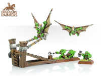 BRONZE Doom Diver Catapult