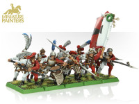 GOLD Freeguild Guard Spearmen