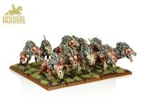 GOLD Dire Wolves