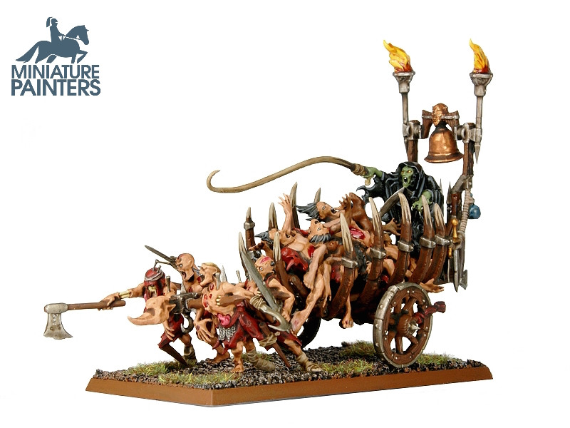 LEAD Corpse Cart