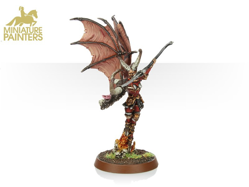 GOLD Valkia the Bloody