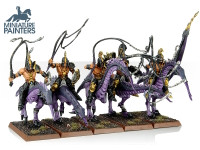 LEAD Hellstriders of Slaanesh
