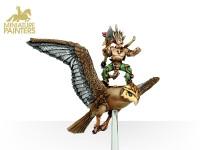 GOLD Warhawk Rider