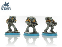 LEAD Space Marines
