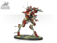 SILVER Ironstrider Ballistarius