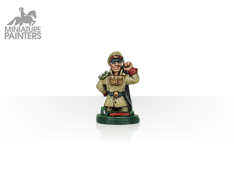SILVER Commander Pask