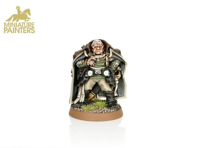 GOLD Lord Castellan Creed