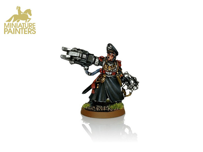 GOLD Commissar Yarrick