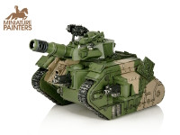 BRONZE Leman Russ Battle Tank