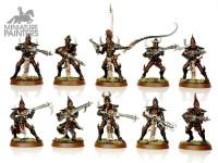 SILVER Kabalite Warriors