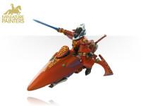 GOLD Warlock Skyrunner