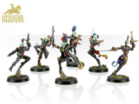 GOLD Harlequin Troupe