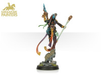 GOLD Harlequin Shadowseer