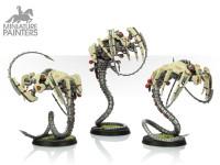 SILVER Canoptek Wraiths