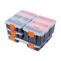 4 In 1 Plastic Organizer Set TTX-320020