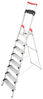 ComfortLine XXR - EasyClix - Aluminium Safety Household 8 Steps Ladder