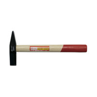 Chipping Hammer  - Wood Handle - 500g - HTW-CPW-500