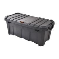 60 Litre - Heavy Duty Storage Box - 80.1 W x 38.3 D x 32.5 H cm - Black