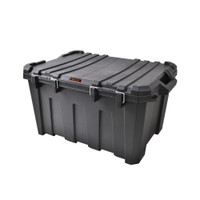 135 Litre - Heavy Duty Storage Box - 85 W x 61 D x 45 H cm - Black