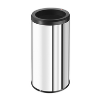 Big Bin Quick - 46 Litre - Stainless Steel - HLO-0845-210