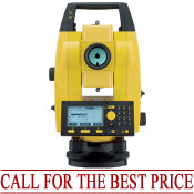 Leica Builder 500 Series Prism/Reflectorless Total Station