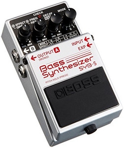 BOSS SYB-5 Bass Synthesizer Pedal - Ships from USA