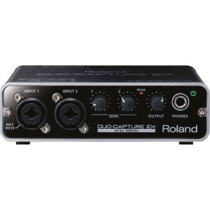 Roland Duo-Capture EX - Ships from USA
