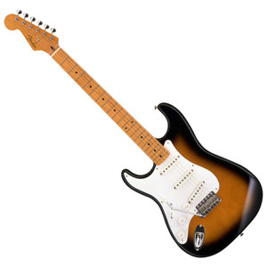 FENDER Japan Exclusive Classic 50S STRAT Left Hand Tobacco Sunburst