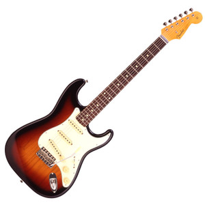 FENDER Japan Exclusive Classic 60S STRAT TEXAS Spacial 3-Color Sunbrst