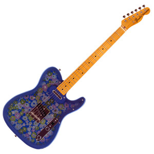 FENDER Japan Exclusive Classic 69 TELE Blue Flower