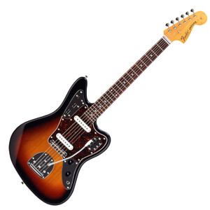 FENDER Japan Exclusive Classic 60S Jaguar 3-Color Sunburst