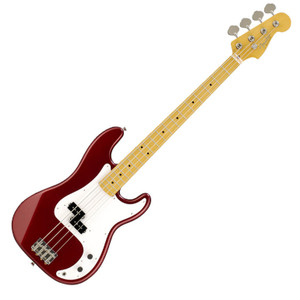 FENDER Japan Exclusive Classic 50S P BASS USA Pickups Old Candy Apple Red