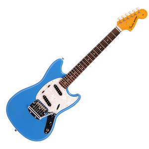 FENDER Japan Exclusive '65 Mustang Classic Special California Blue