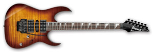 Ibanez Electric Guitar RG370FMZ CBT (Caramel Brown Burst)