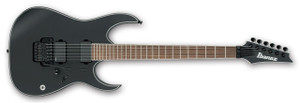 Ibanez Electric Guitar RGIR30BE IRON LABEL BKF (Black Flat)