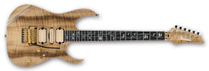 Ibanez Electric Guitar RG8570MW j.custom NT (Natural)