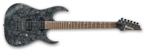 Ibanez Electric Guitar RG921WBB Premium TGF (Transparent Gray Flat)