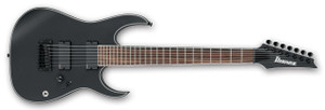 Ibanez Electric Guitar RGIR37BFE Iron Label BKF (Black Flat)